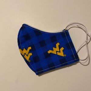 Men's Protective Face Mask, West Virginia